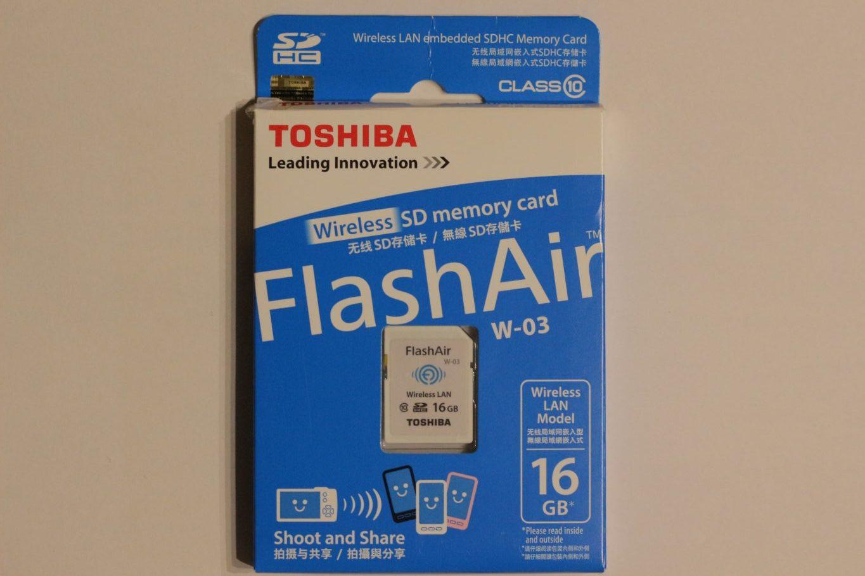 EOSKissX7のWI-FI化!私がEye-FiよりFlashAirを使うただ1つの理由
