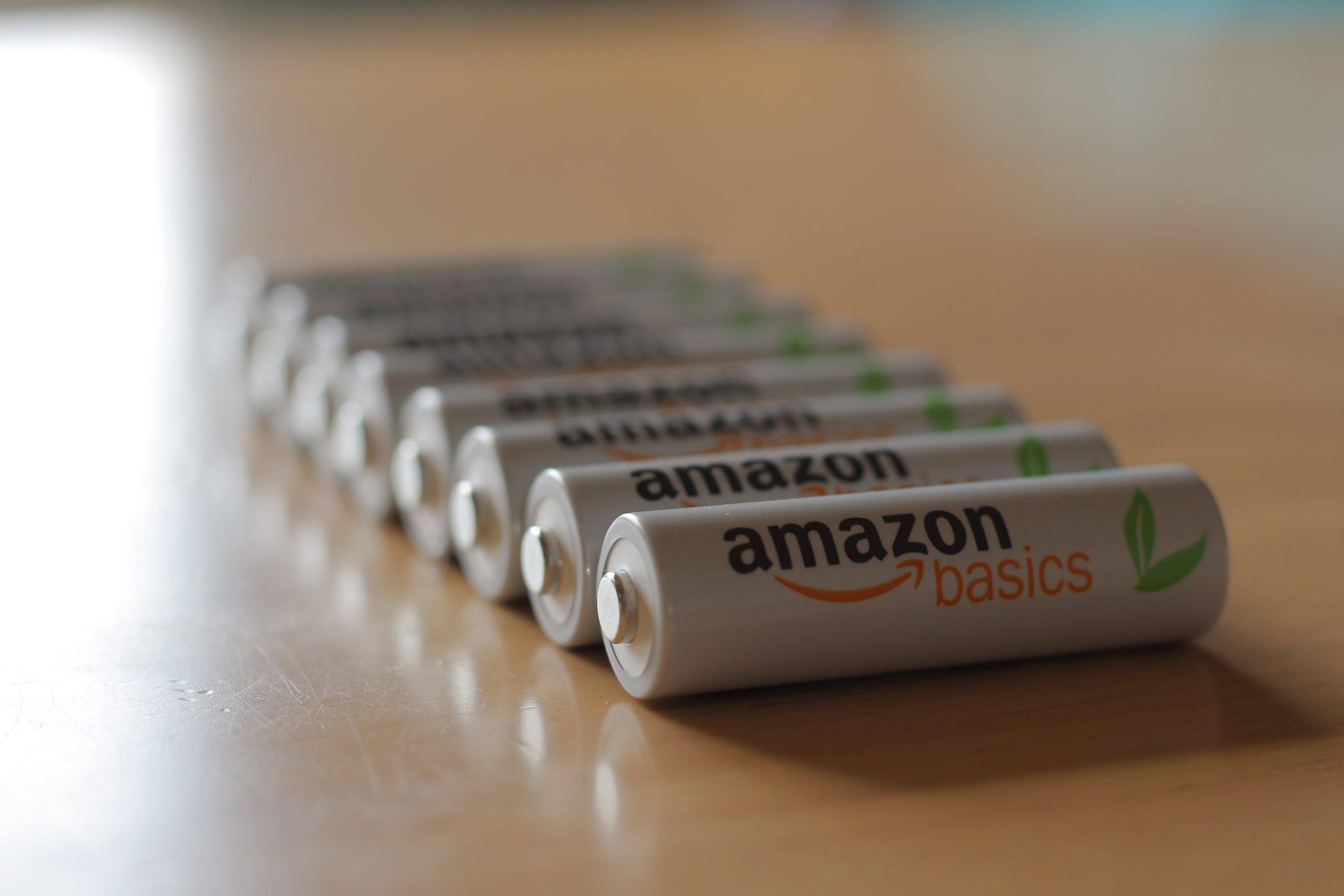 Amazonベーシックの充電池と充電器のセットを購入したのでレビュー