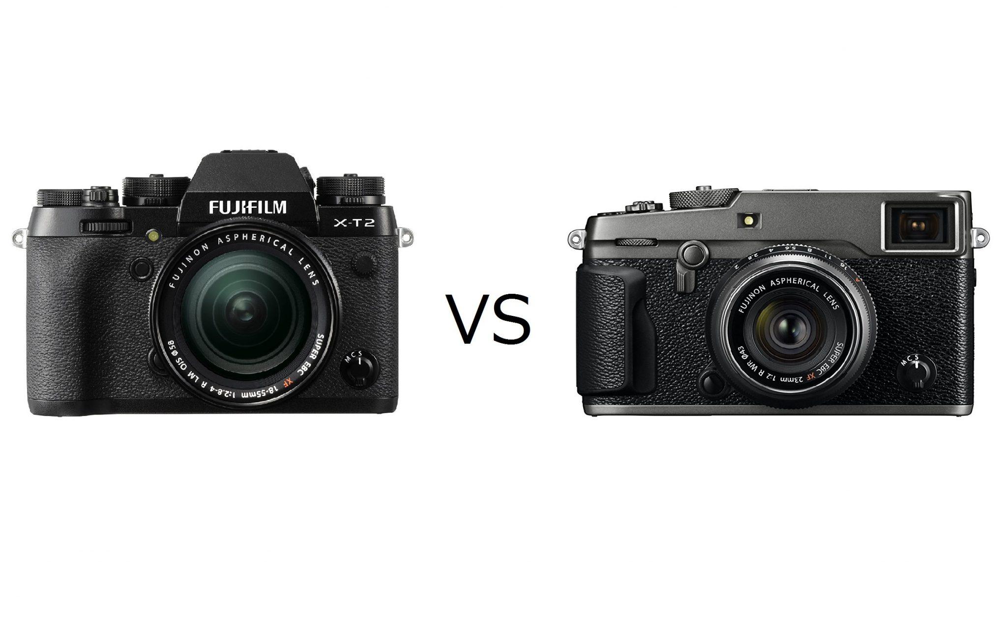 X-Pro2とX-T2「結局どちらを購入するのが幸せなのか問題」を比較しながら考えてみた