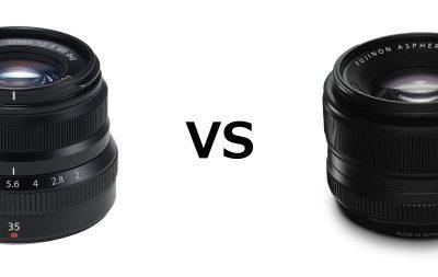 XF35mmはF1.4とF2どっちを選ぶべき?買う前に知るべき6つのポイントまとめ