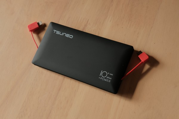 Lightning&microUSBケーブル内蔵モバイルバッテリーを買うともう元には戻れない。