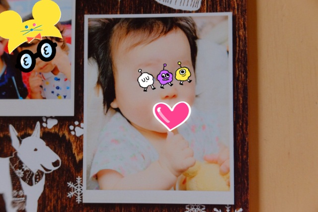 ネットスクウェアの子供の写真