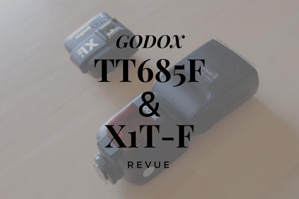 富士フイルムのストロボはGODOXのTT685FとX1T-Fを選べばコスパ最強かも
