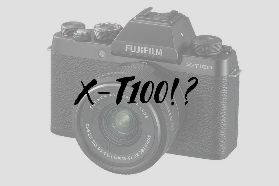 富士フイルムX-T100が発売!?スペックから分かるおすすめユーザーは?