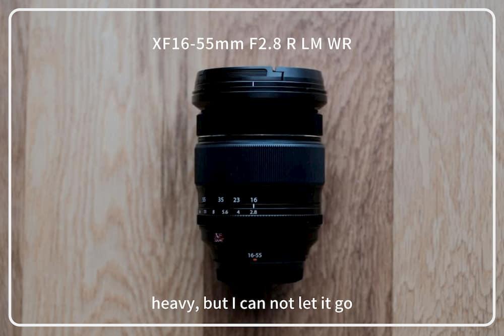 XF16-55mm F2.8 R LM WR