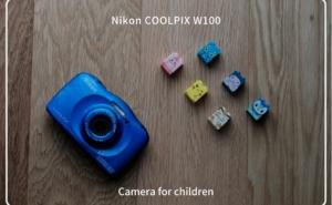 4歳の子供にニコンのCOOLPIX W100をプレゼントするとどうなるか、10か月使用レポート