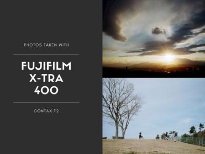 X-TRA400