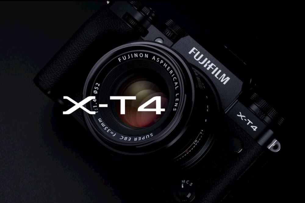 X-T4がついに発表!買うべき人とX-T3の方が良い人を考えてみた。